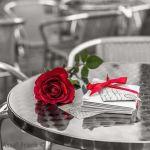 letter rose